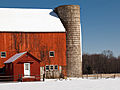 Winter Worry: Excessive Snow Load Can Cause Barn Collapse