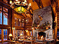 Most Romantic Hotel Fireplaces