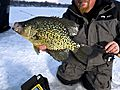 A Grand Ice Fishing Destination