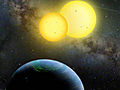 Tatooine-Like Alien Planets Could Host Life