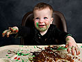 High Chairs Help Toddlers Learn Messy Words