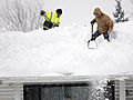 Excessive snow from Blizzard of 2016 heightens risk of roof collapses