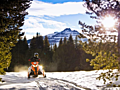 10 best places for snowmobiling in the US