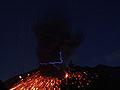 Volatile Sakurajima volcano is a lightning laboratory