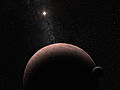 Distant dwarf planet Makemake has its own moon