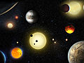 NASA finds 1,284 alien planets with Kepler Space Telescope