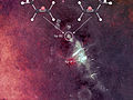 'Twisty' molecule essential to life spotted in deep space for first time