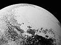 Pluto may harbor a liquid ocean