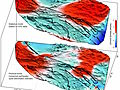 San Andreas fault 'does the wave,' new research finds