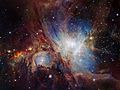 This deepest view ever of the Orion Nebula reveals hidden objects