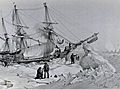 This shipwreck lay perfectly preserved in the Arctic for 168 years