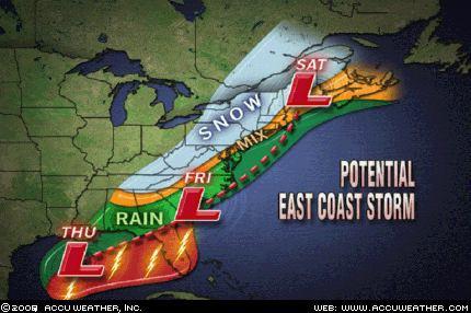 Big Snowstorm?