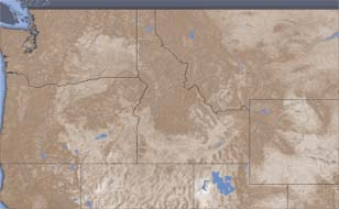 Idaho weather doppler radar map