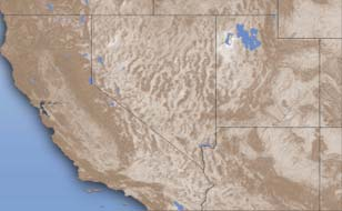 Nevada weather doppler radar map