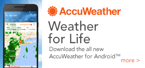 New AccuWeather for Android