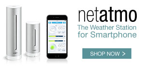 The Weather Station by Netatmo