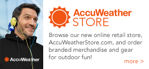 New! The AccuWeather Store