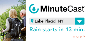 MinuteCast Lake Placid