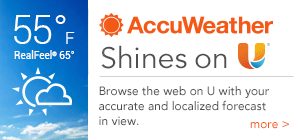 AccuWeather Shines on U