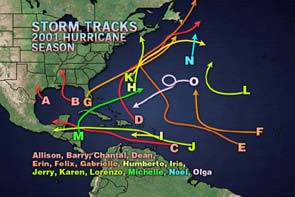 2001 Atlantic Tracks image