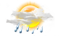 La Lande-sur-Drome weather - A Shower