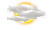 Mostly Cloudy: 19C
